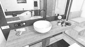 3 d badplanung kolmer bad ambiente. Black Bedroom Furniture Sets. Home Design Ideas